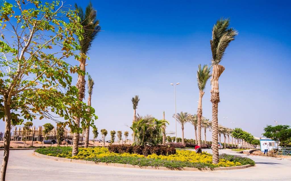 ashgar city Compound كمبوند اشجار سيتي